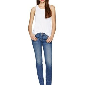 THE CASTINGS Aritzia 27 mid rise cigarette jeans